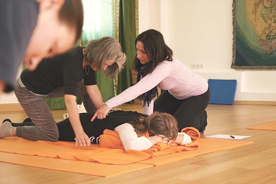 iris buehler thai massage teacher
